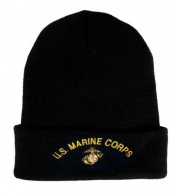 US Marine Corps Knit Cap United States Marine Corps Military Hats Men and Women - CD117JFE5GL