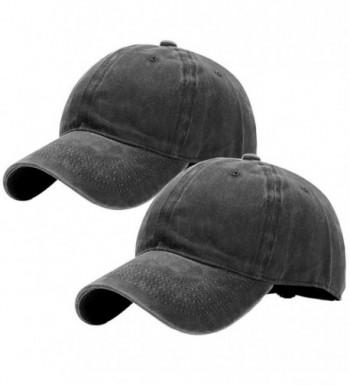 Vintage Washed Profile Adjustable Baseball in Men's Baseball Caps