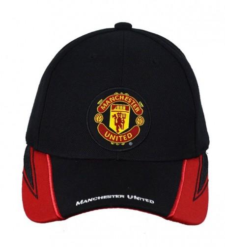 Manchester United Adjustable Season Black