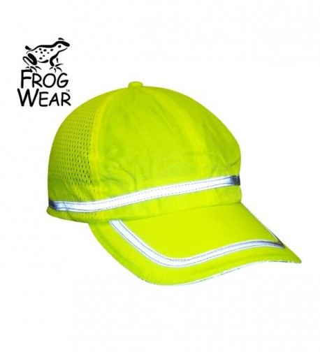Global Glove GLO-H1 Frog Wear High Visibility Reflective Baseball Cap/Hat (1 Each) - CF183CD8O4T