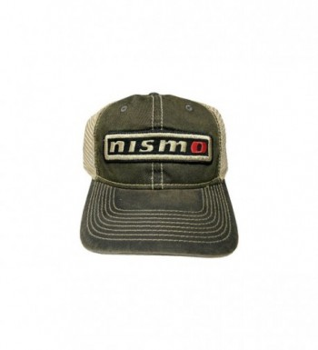 Vintage Nismo T Stained Mesh Snapback