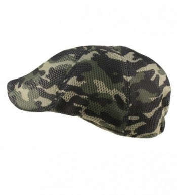 Summer Duckbill Driver Cabbie Hat