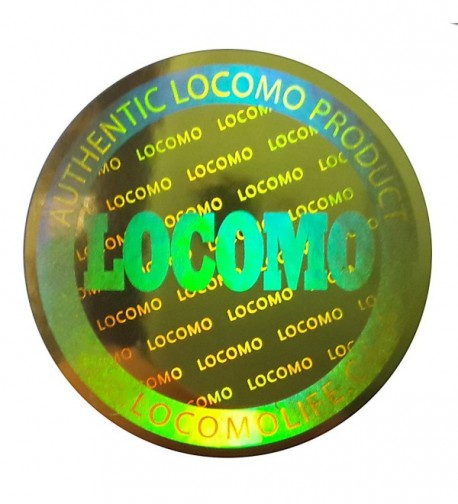 LOCOMO Women Plain Snapback FFH355WHT