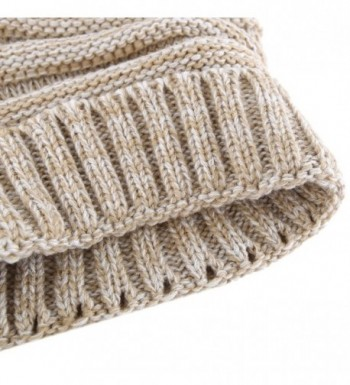 Novawo Trendy Winter Slouchy Beanie in Women's Skullies & Beanies