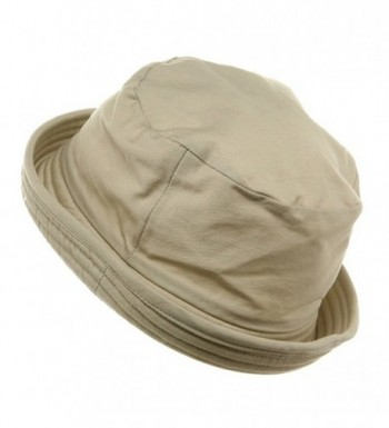 MG Washed Twill Fashion Hat Khaki
