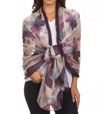 Sakkas CQSXS 7 featherweight patterned versitile in Wraps & Pashminas