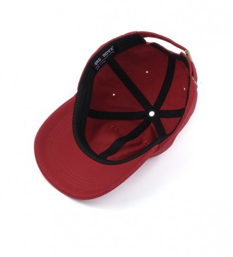 AUNG CROWN Cotton Baseball Unstructured in Men's Baseball Caps