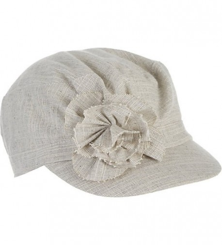 Collection Xiix Flower Military Cap - CS17YZUW83C