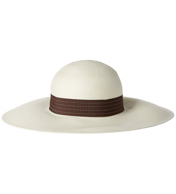 Goorin Bros. Women's Macey Floppy Hat - Stone - CF11633OIY9