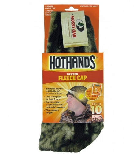 HeatMax Heated Fleece Cap - CR111ZVRC1P