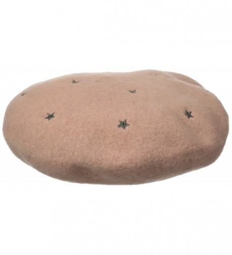 BCBGeneration Women's Star Beret - Mauve Shadows - CM183XNLMGQ