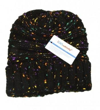 iParaAiluRy Slouchy Knit Beanie Women in Women's Skullies & Beanies