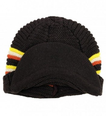 Enimay Womens Beanie Winter Knitted in Men's Skullies & Beanies