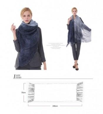 Winter Shawl ZORJAR Fashion Scarves Womens