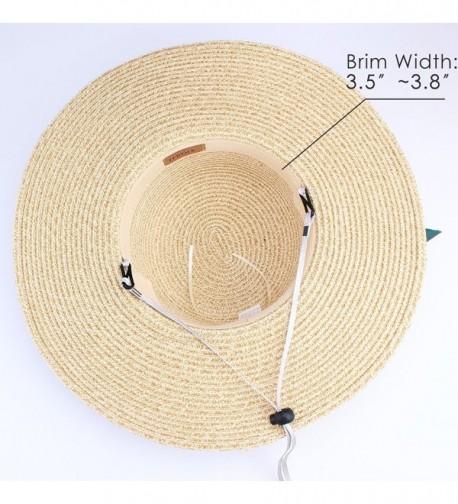 FURTALK Women Straw Finshing Bucket in Women's Sun Hats
