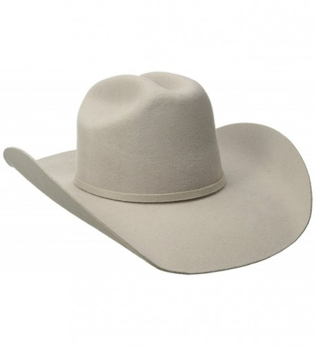 M&F Western Unisex Dallas Silver Belly Hat 6 7/8 - CB11HU8VDK3