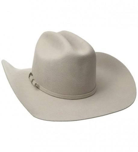 Western Unisex Dallas Silver Belly