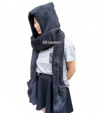 AM Landen Quality Winter Hoodie in Fashion Scarves