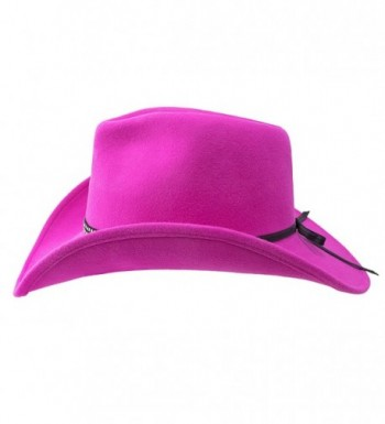 Wrangler Tickled Pink Shapeable Cowgirl in Women's Cowboy Hats