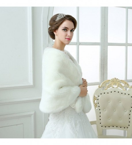 Sarahbridal Womens Bolero Jacket Wedding