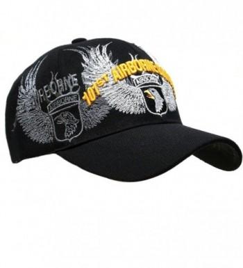 Embroidered U S Military Warriors Baseball