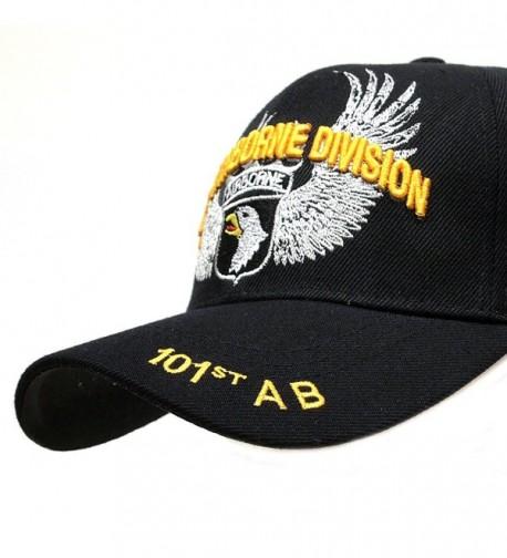 Embroidered U S Military Warriors Baseball in Men's Baseball Caps
