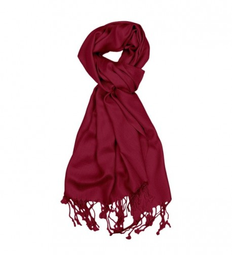 Cashmere Winter Solid Luxurious Shawls