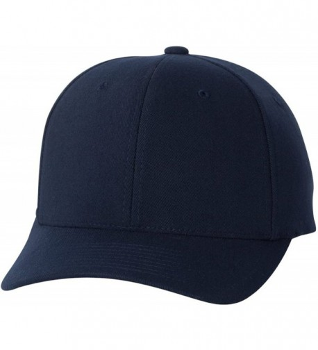 6052a61ec607fb Flexfit Yupoong Performance Wool - Dark Navy - C311664NGPH. Flexfit Pro  formance Cap 6580 Dark