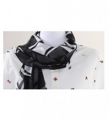 K Martins Fashion Scarves Lightweight Neck wrap