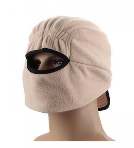 Unisex Winter Outdoor Windproof Earflap in Men's Skullies & Beanies
