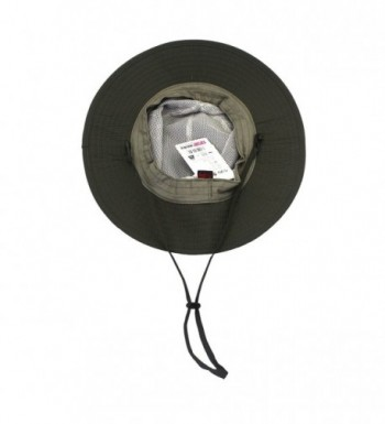 TARTINY Fishing Fashion deepgrey armygreen in Men's Sun Hats