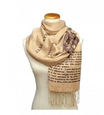 Jane Eyre by Charlotte Bront&euml Scarf/Shawl - CZ12NRB17SB