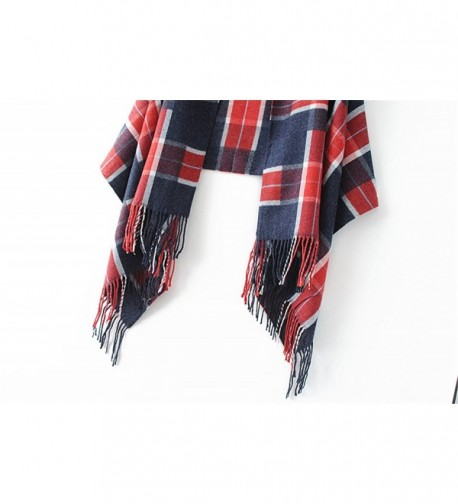 FFLMYUHULIU Comfort Blanket Checked 0776 03 in Fashion Scarves