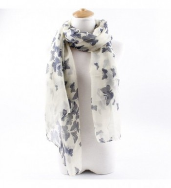 ctshow butterfly Print Fashionable Scarves