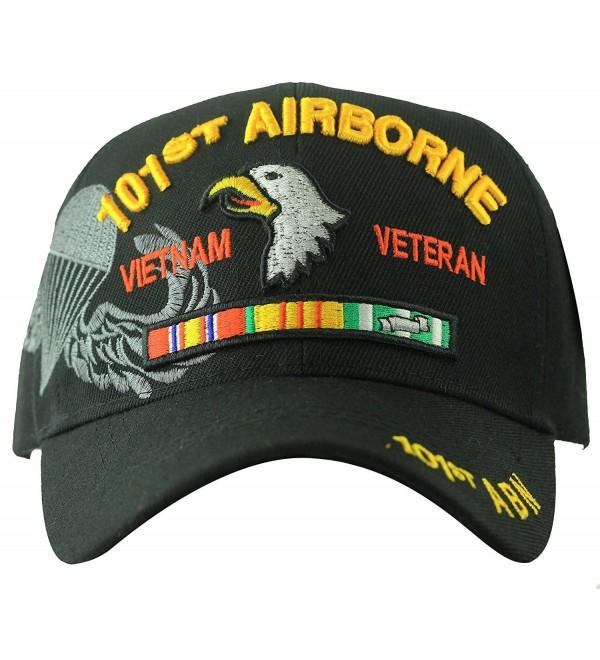 Vietnam Veteran 101st Airborne U.S. Military Cap Hat official - CS12IRYDKHH