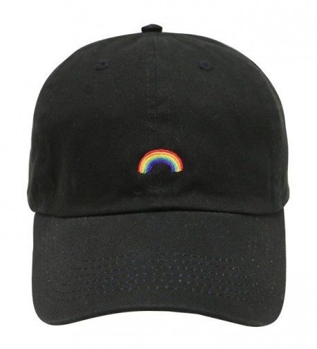 City Hunter Rainbow Cotton Baseball