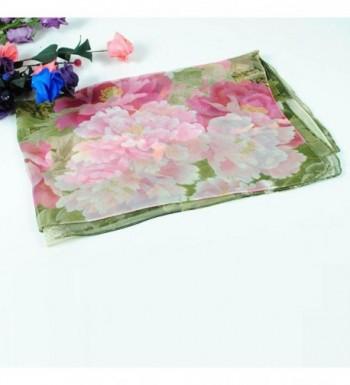 Deamyth Chiffon Scarves Printing Headscarf