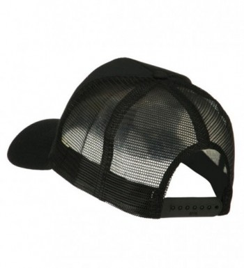 Security Officer Star Patched Mesh in Men's Baseball Caps