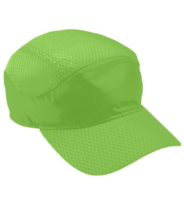 Augusta Sportswear Adult Pace Setter Cap - Lime - CK11O0694Z9
