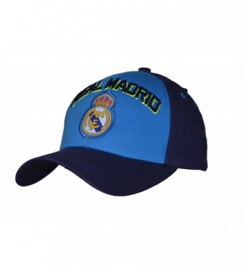 Real Madrid Fc Adjustable CAP Hat - Navy - CX126CO6TFJ