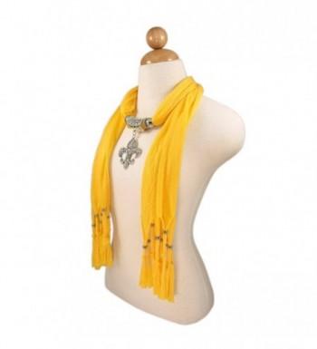 Elegant Pendant Jewelry Necklace Medallion