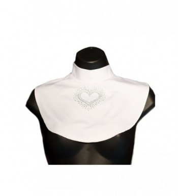 Sunbib Protection Chest Glamour Heart