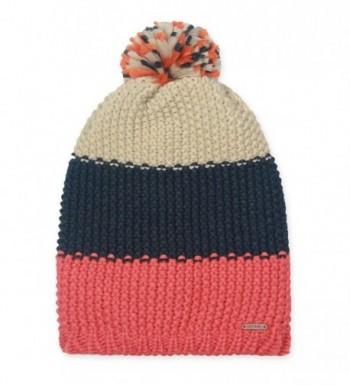 lethmik Pom Pom Slouchy Beanie-Winter Mix Knit Ski Cap Skull Hat For Women & Men - Beige - C9186HKR5E9