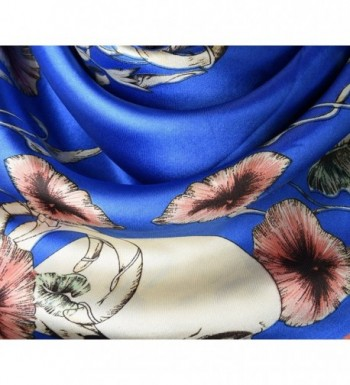 Womens Feeling Morning Sapphires corciova in Fashion Scarves