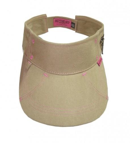 Hothead Large Brim Visor Hat in Men's Visors