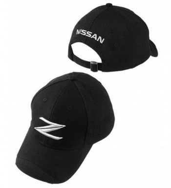 Nissan 370Z Low Profile Black Baseball Cap - CN1156LZRZN