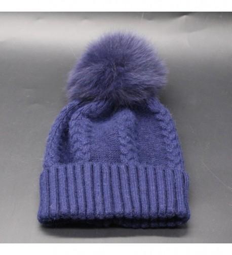 Tuscom Winter Crochet Beanie Raccoon