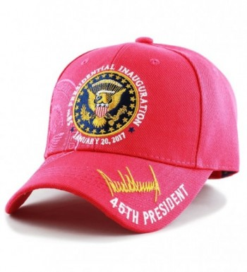 HAT DEPOT Exclusive Presidential Inauguration