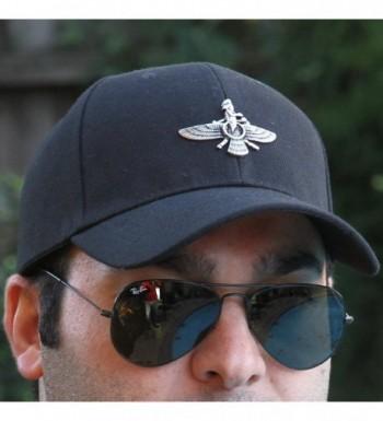 Asoodehdelan Iranian Farvahar Faravahar zoroastrian in Women's Baseball Caps