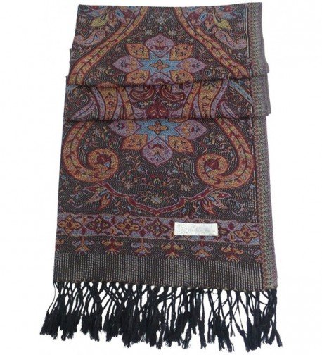 CJ Apparel Reversible Pashmina Seconds in Fashion Scarves